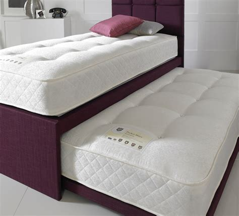 How Big Is A Single Bed by Shire Beds Luxury 3ft Single Divan Guest Bed