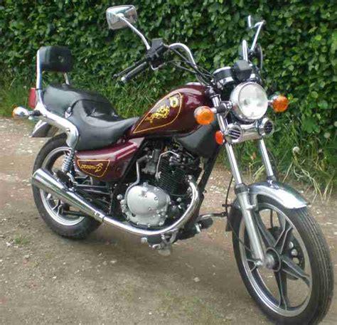 125ccm Motorrad Marken by Motorrad 125ccm Chopper T 252 V Neu Gaaaaanz Bestes Angebot