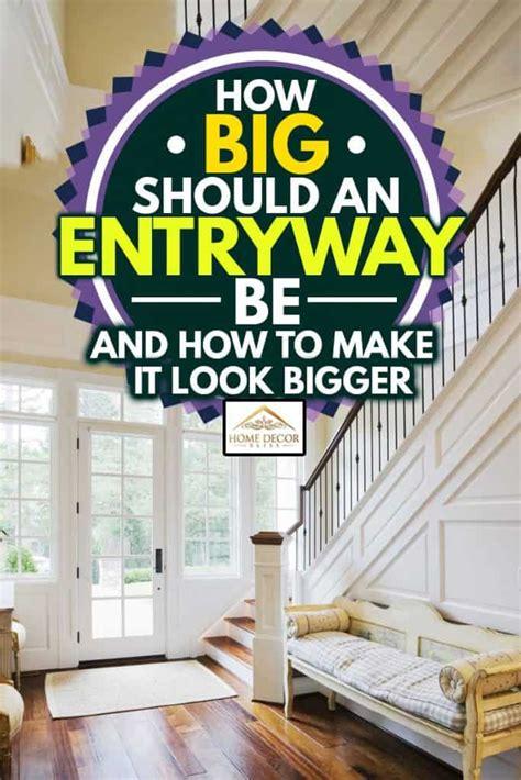 big   entryway