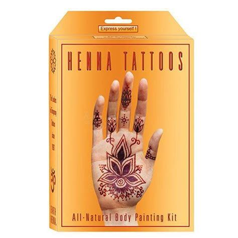 best henna tattoo kit 25 best ideas about henna kit on henna