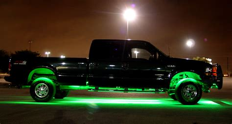 led light for car veh 237 culos que brillan en la oscuridad tunning autos y