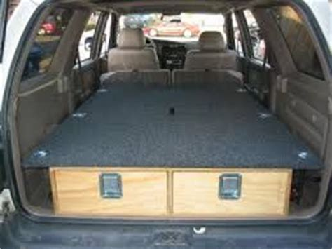 image result  subaru forester camper conversion car