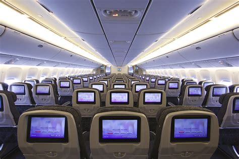 boeing 777 cabin air takes delivery of two 777 300ers with a new cabin