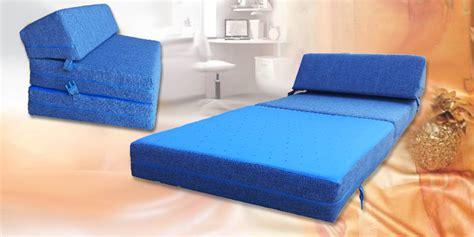 klappbare matratzen sessel bett matratze 3 in 1 118cm breit schlafsessel