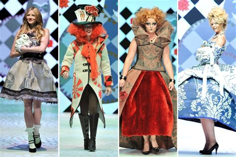 Show And Tell The Budget Fashionista At Fashion Week by In Costumes Halloweenie