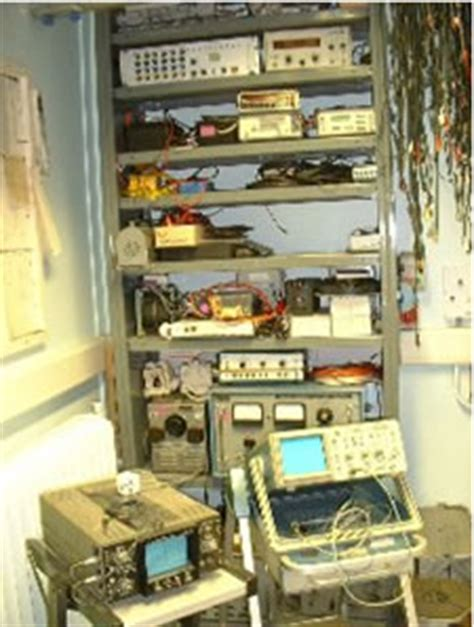 electronics workshop facilities  services research