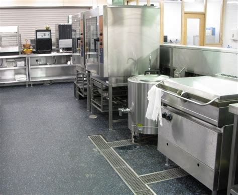 Food And Beverage Floor Solutions Portland Oregon Commercial Kitchen Flooring