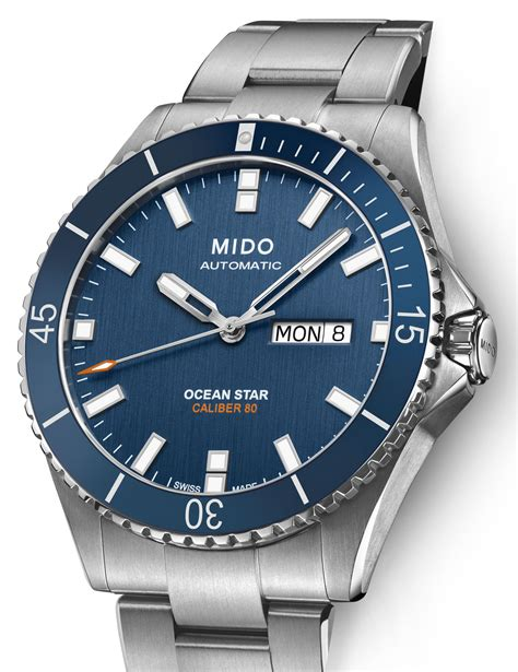 Mido M026 430 11 041 00 mido m026 430 11 041 00 der uhren serie captain