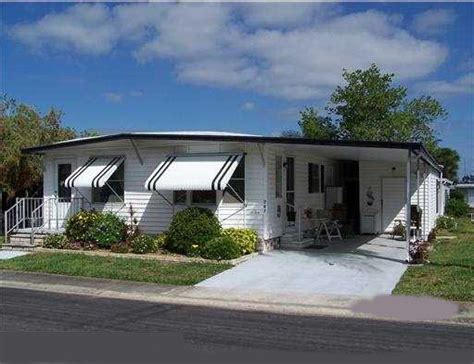 Terrace Gardens Retirement Home by Blue Jay Mobile Homes For Sale Palm Harbor Pinellas