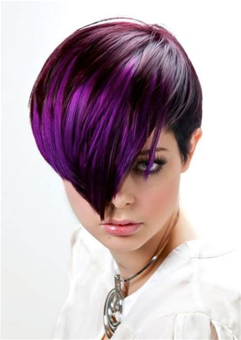 hairstyles colored bangs short hairstyles color 2013 2014 short hairstyles 2017