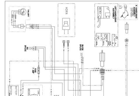 polaris sportsman solenoid wiring diagram wiring