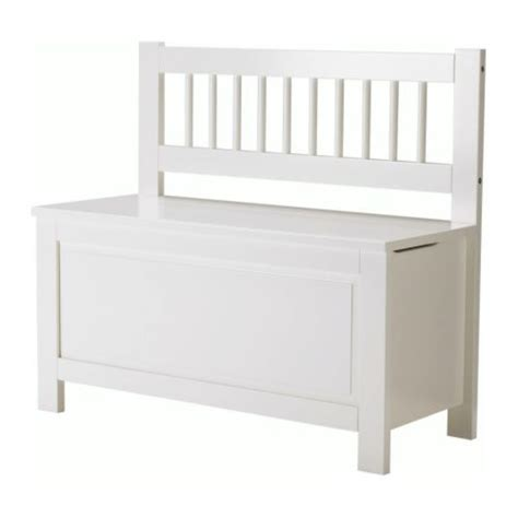ikea hemnes storage bench beautifully organised pinterest love kids room storage