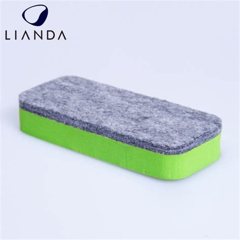 White Board Sponge Cleaner Grey colorful cleaning whiteboard eraser sponge buy
