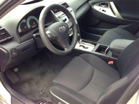 2007 Toyota Camry Interior by 2007 Toyota Camry Interior Pictures Cargurus
