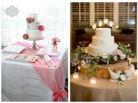 diy wedding cake table decoration ideas top 5 wedding cake display tips cakecentral