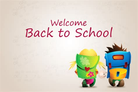 Come With Me Welcome Back The Look by Welcome Back To School Welcome Back