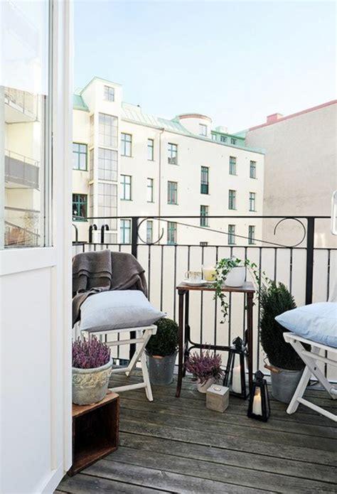 hängematte für kleinen balkon idee holz balkon