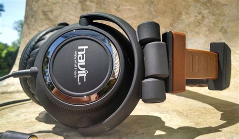 Havit Headset Hv H56d Brown havit dj professional stereo studio headset review