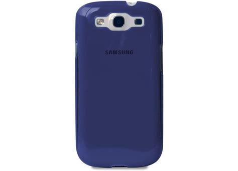 Puro Gs3 Clear Blue For Samsung Galaxy S3 S3 Neo Smar Murah θήκη samsung galaxy s3 puro μπλε