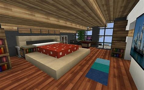 minecraft home interior ideas master bedroom minecraft ideas bedroom decor images part
