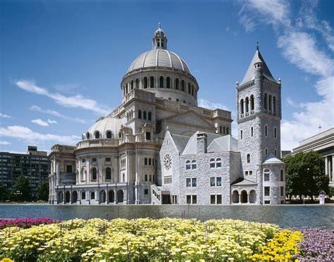 christ church boston