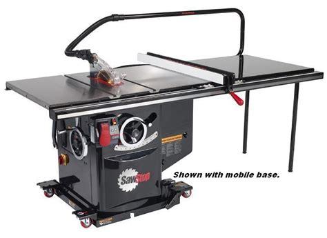 new sawstop ics51230 j g machinery inc