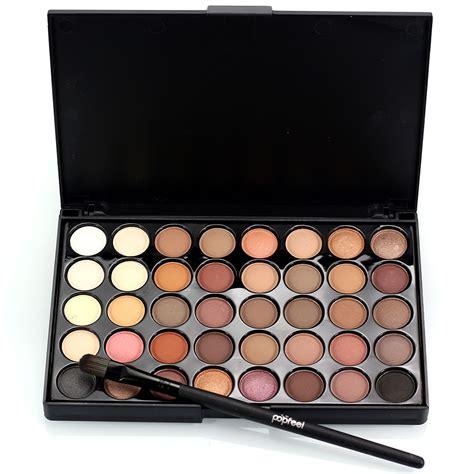 40 Colors Matte Luminous 40 colors matte luminous eyeshadow palette cosmetic makeup