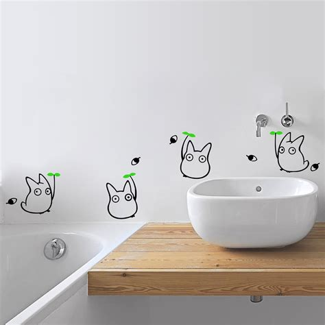 totoro wall sticker buy wholesale totoro wall from china totoro wall