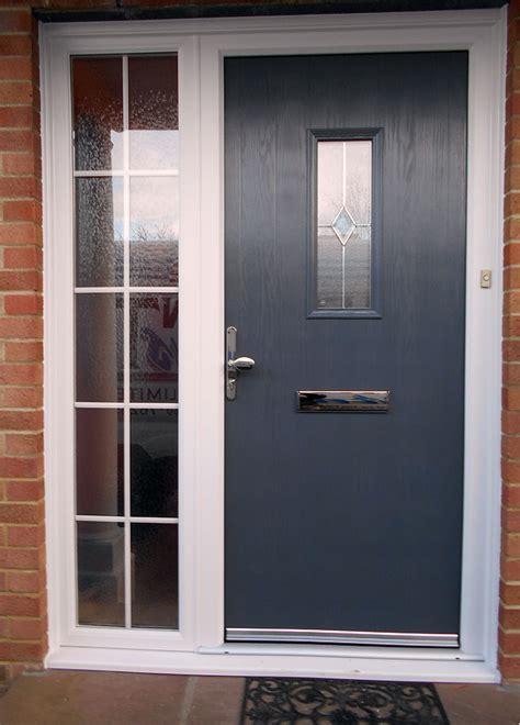 Grey Composite Front Doors Front And Back Door Gallery Mid Kent Windows