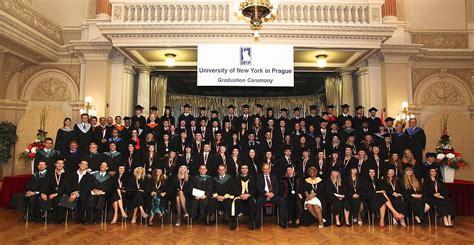 Mba New York Prague by Unyp Graduation Of New York In Prague