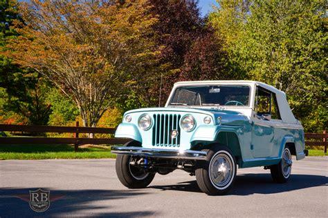 1967 jeep commando 1967 jeepster commando rb collection