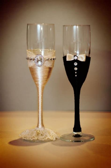 braut mit brille wedding glasses chagne glasses glasses rustic wedding
