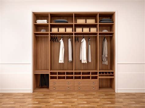 Wardrobe At by Tips For Creating A Smart Storage Space With Bespoke