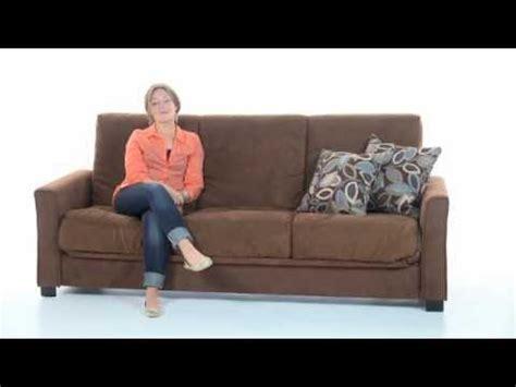 turn any sofa into a sleeper convert a sofa into sleeper handy living trace convert a