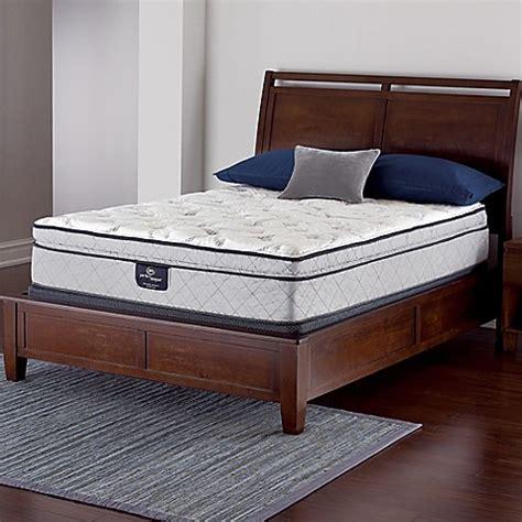 twin bed pillow top buy serta 174 perfect sleeper 174 crandon super pillow top low