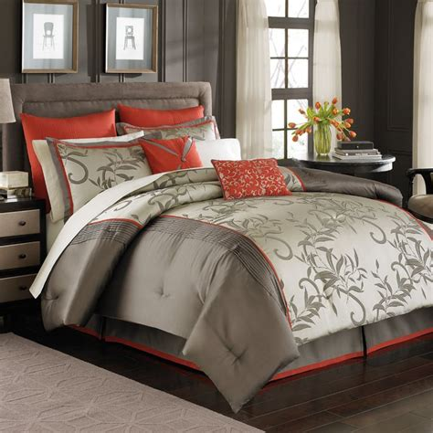 king size bed in a bag orange comforter set 17 best images about king bed comforter sets on modern beds king size bedding and