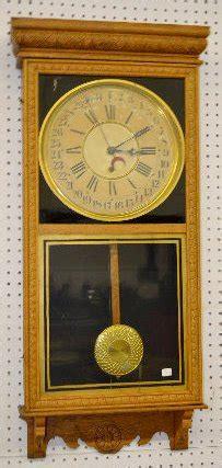 E Calendar Clock Session Wall Regulator E Calendar Clock Price Guide