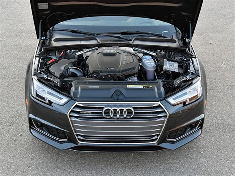 Audi Company Overview by 2017 Audi A4 Overview Cargurus