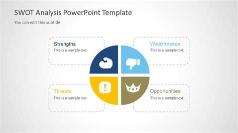 swot chart template creative swot powerpoint template slidemodel