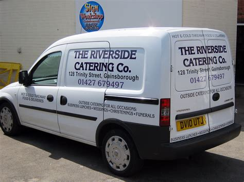 vinyl printing gainsborough the sign workshop vehicle graphics and decals in