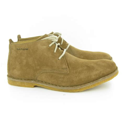 hush puppy boots hush puppies desert boots in brown
