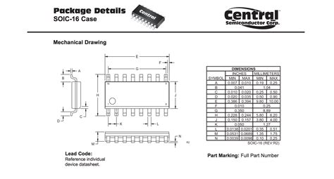 soic 8 footprint dimensions soic 16 package dimensions are wrong easyeda