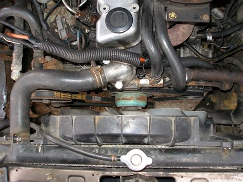 nissandiesel forums view topic overheat coolant sd