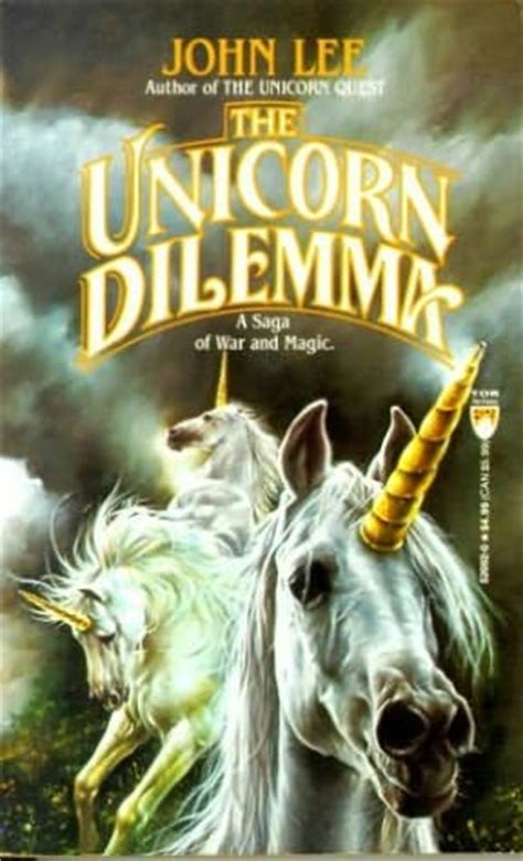 the unicorn quest books the unicorn dilemma unicorn quest book 2 by