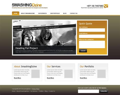 tutorial website in photoshop 40 best tutorials to design website templates in