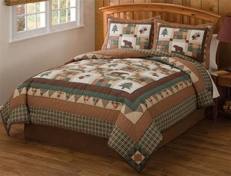 Cabin Style Bedding Sets Cabin Bedding With Unique Style For House Decoration The New Way Home Decor