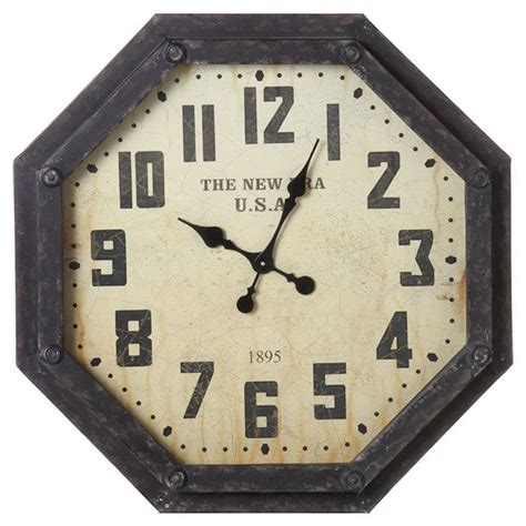 a very unusual clock products i love pinterest industrial wall clock products i love pinterest