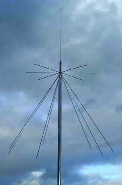 mfj  vertical antenna  cm discone uhf ebay