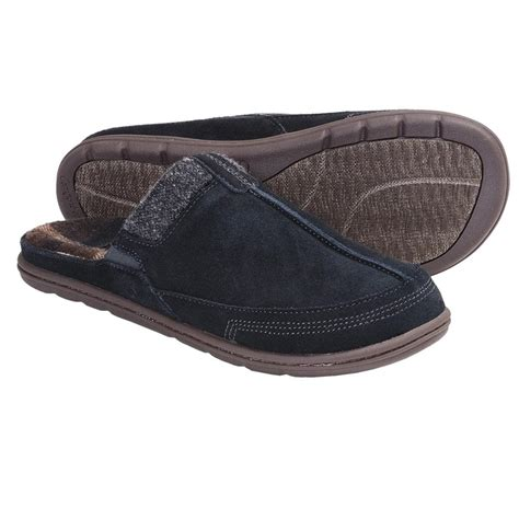 mens size 13 slippers mens acorn descent mule slippers in 4 colors size 7 8 9
