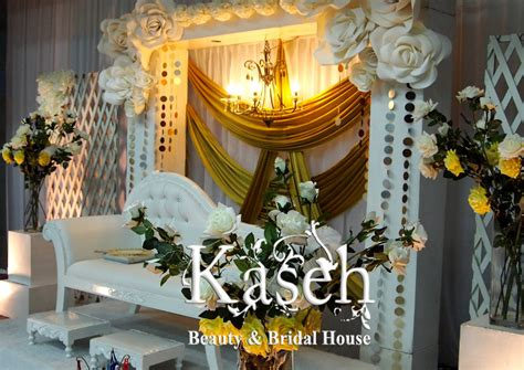 Ummi Shar I Dress catering wedding planner by kaseh bridal wedding ummi